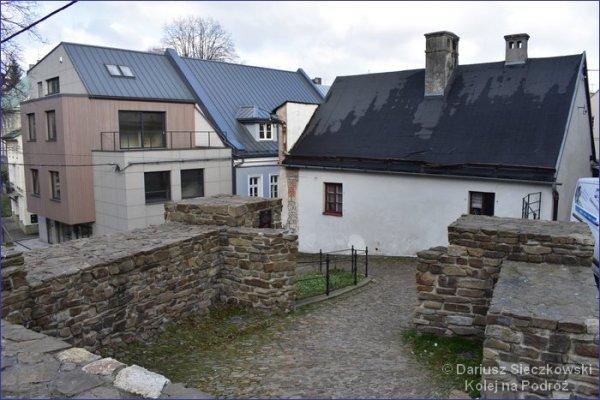 Mury miejskie Bielsko-Biała