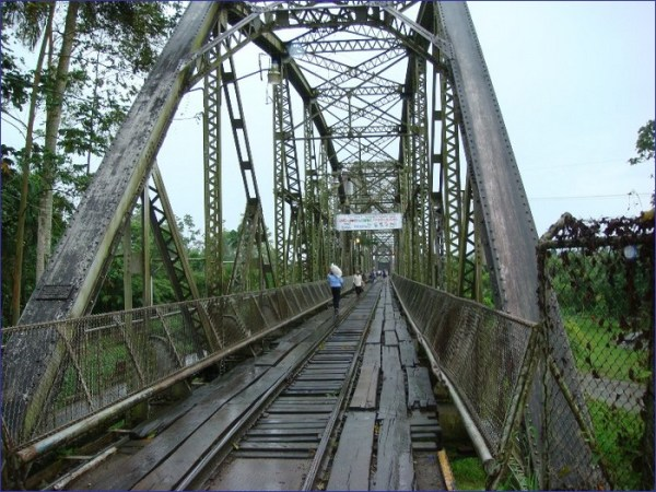 Sixaola Bridge