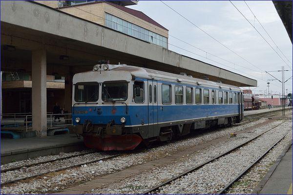 Szynobus Serbia