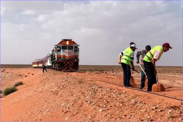 Train du Desert