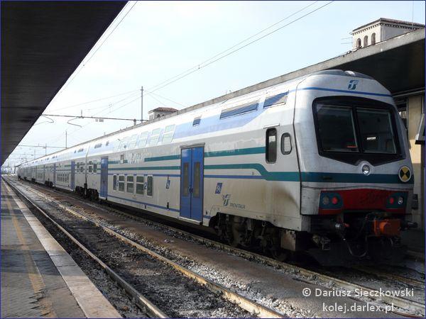 Włochy pociąg