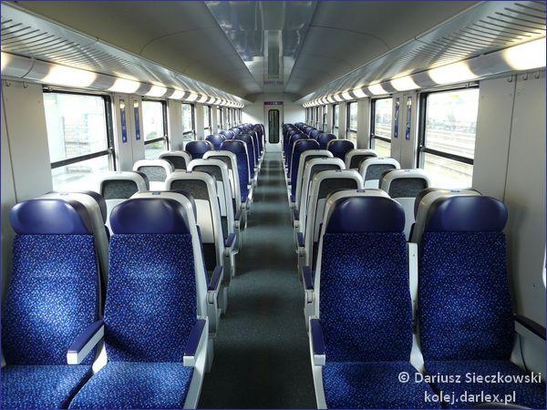 Austria pociąg podmiejski