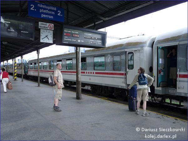 Chorwacja wagon