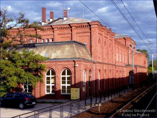 Brzeg dworzec PKP