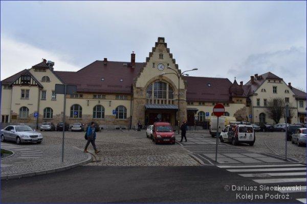 Dworzec Świdnica Miasto