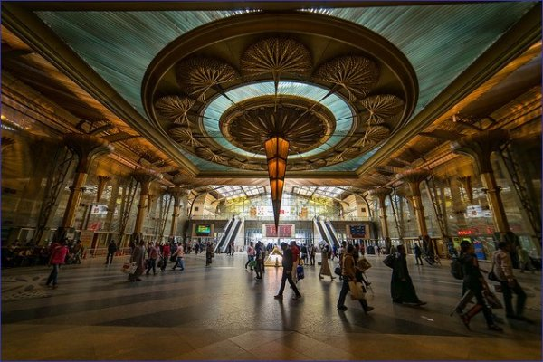 Kair dworzec