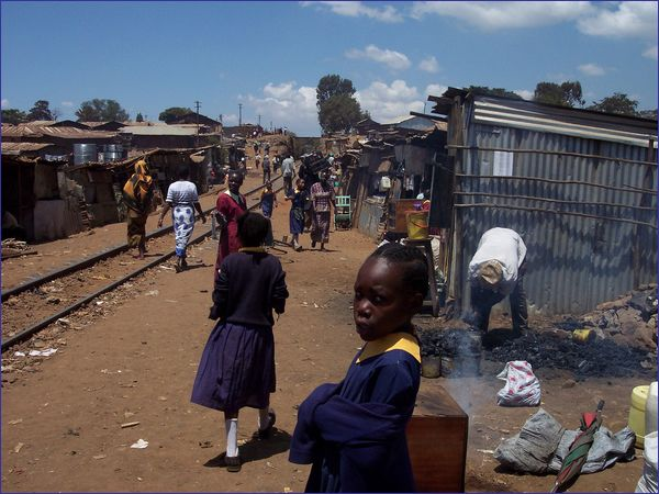Nairobi linia kolejowa
