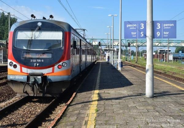 Pociąg Katowice - Zator