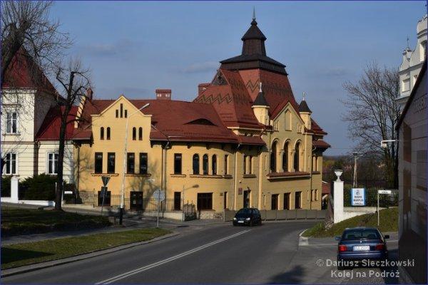 Biblioteka w Leżajsku