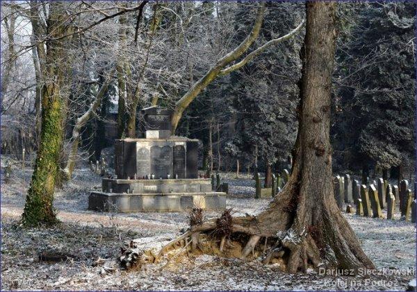 Oświęcim cmentarz żydowski