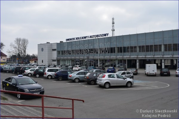 Jarosław dworzec