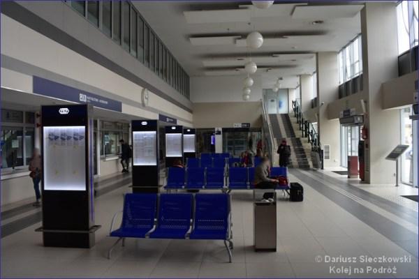 Dworzec w Jarosławiu