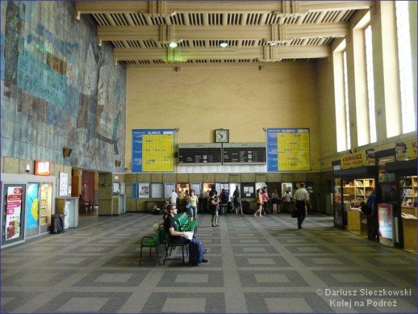 Gliwice dworzec