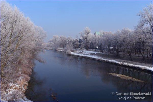 Oświęcim rzeka Soła
