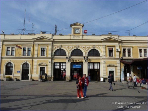 Belgrad dworzec