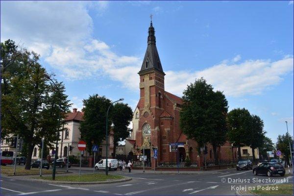 Kościół Nowy Sącz