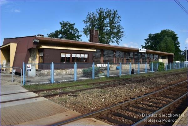 Stacja kolejowa Stary Sącz