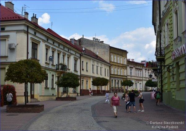 Tarnów ulica Wałowa