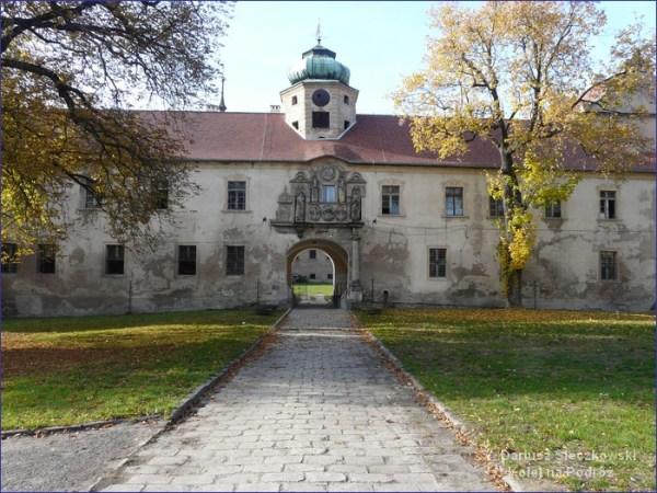 Głogówek zamek