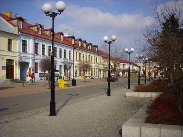 Pociągiem po województwie lubelskim