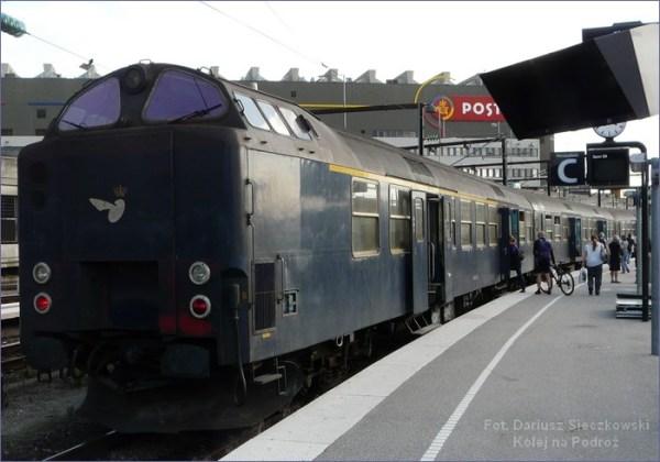Dania pociąg