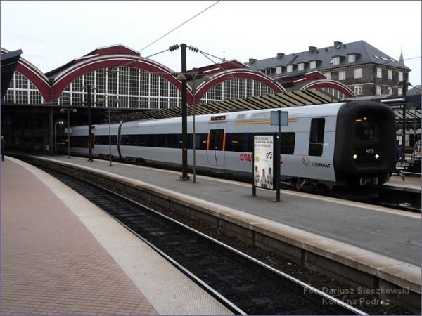 Pociąg Kopenhaga - Malmö