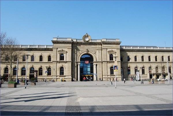 Magdeburg Hbf