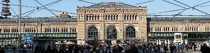 Najpiękniejsze niemieckie dworce kolejowe (TOP 10)