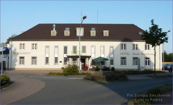 Steinheim Bahnhof