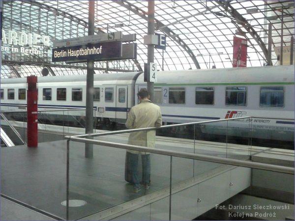 Pociągiem do Berlina