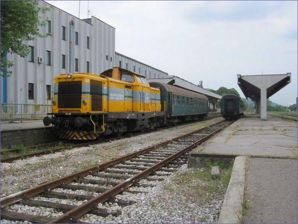 Pociągiem do Bośni i Hercegowiny