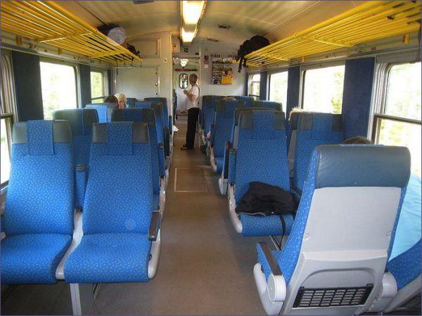 Kolej w Szwecji