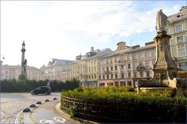 Największe atrakcje Ukrainy - Lwów