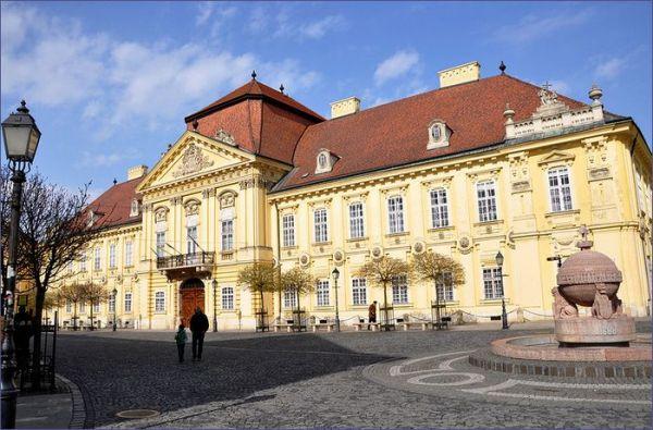 Wycieczki jednodniowe z Budapesztu
