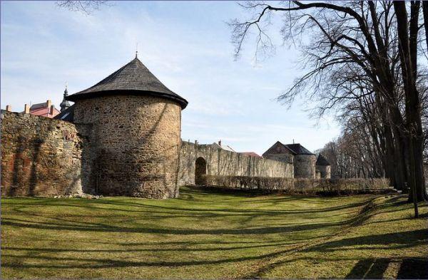 Najpiękniejsze czeskie miasteczka - Polička