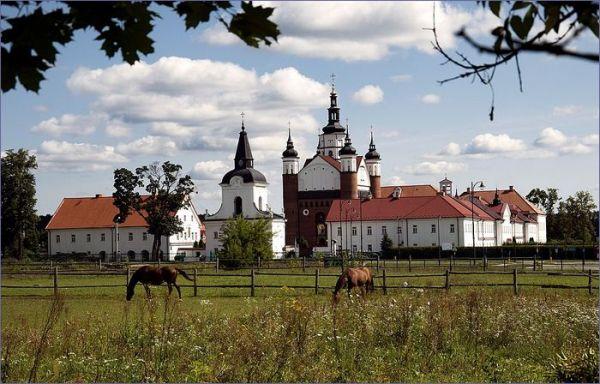 Najpiękniejsze polskie miasteczka