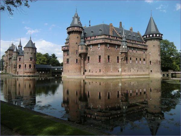 Najpiękniejsze zamki w Holandii