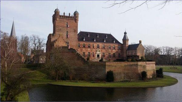 Holandia zamek