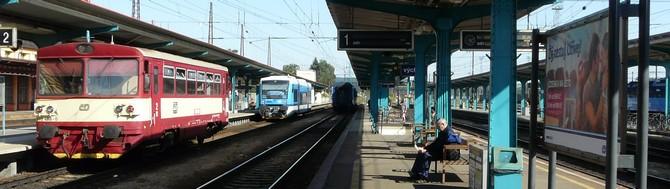 Jízdenka na léto – tanie podróże pociągiem po Czechach (2021)