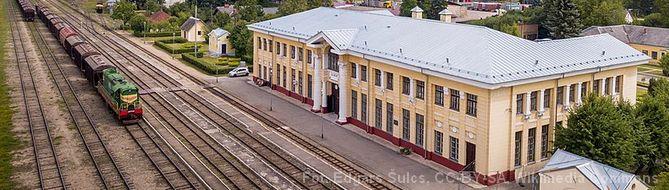 Pociąg Ryga – Gulbene – informacje (2021)