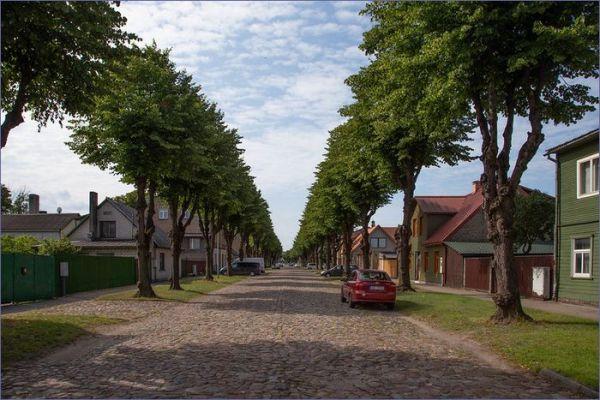 Łotwa atrakcje