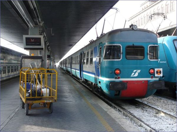 Trenitalia pociąg