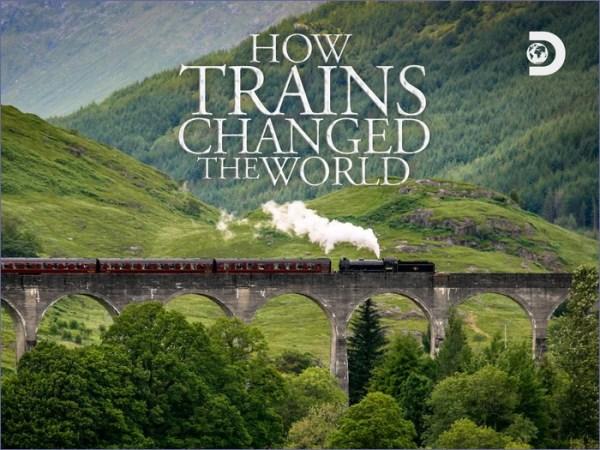 Pociągi, które zmieniły świat