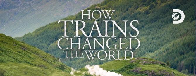 Pociągi, które zmieniły świat – program TV (recenzja)
