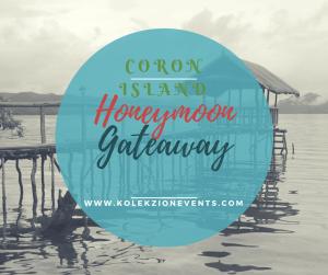 coron palawan, honeymoon in coron,