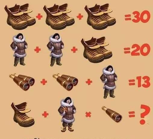 тест на логику с гномами