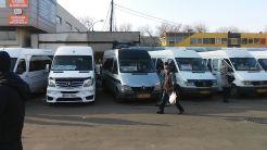 A kisinyovi buszállomáson keressük, ki visz el Tiraszpolba...