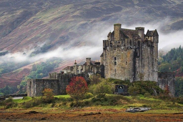 Eilean Donan, Loch Duich Island, Шотландія