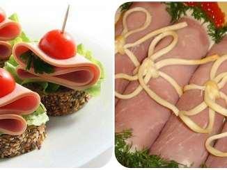 ТОП-9 оригінальних і простих закусок до новорічного столу. Рецепти