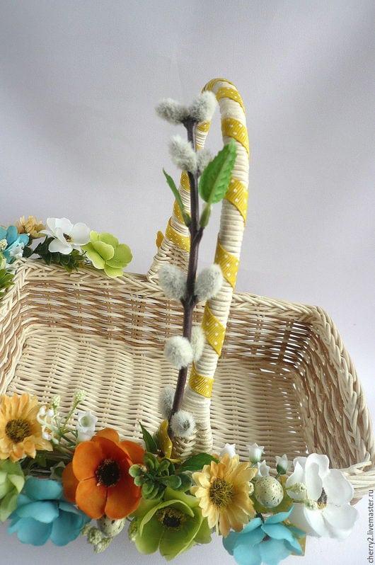 Декор Великоднього кошика 33 фото-ідеї (2)